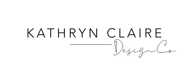 Kathryn Claire Design
